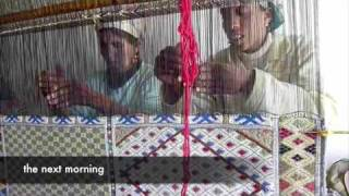 The Weaving Process