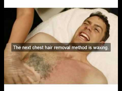 Best Way to Remove Chest Hair