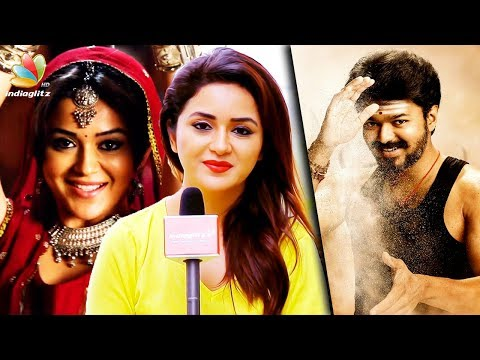 Vijay deserves to be a Superstar : Ragini Nandwani Interview | Vijay, Mohanlal | Hadiya Movie