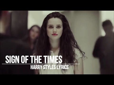 Sign of the Times  Harry Styles 13 Reass Why  Lyrics