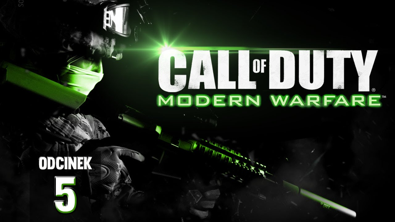 Modern Warfare Wallpaper Hd Call Of Duty 4 Modern Warfare 5 Vertez Gameplay