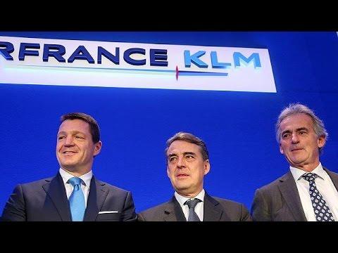Air France KLM Yıllar Sonra Kâr Açıkladı