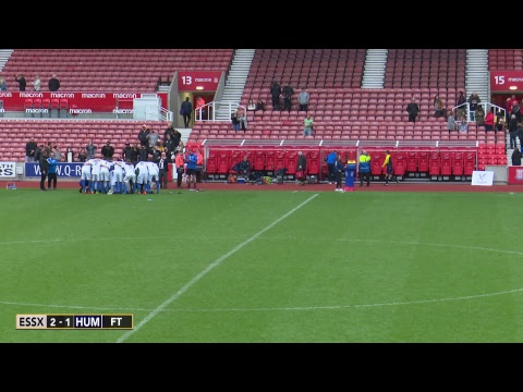 English Schools' FA National Finals @ Stoke City FC - Day 3 (2)