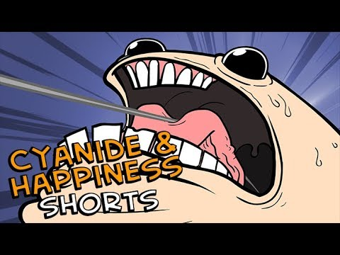 Pie – Cyanide & Happiness Shorts