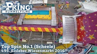 Top Spin No.1 (Scheele) - Onride - 495. Eisleber Wiesenmarkt 2016