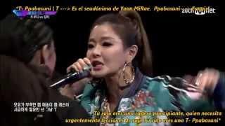  Sub Español   Truedy vs Gilme Diss Battle [ Unpretty Rapstar Vol. 2]
