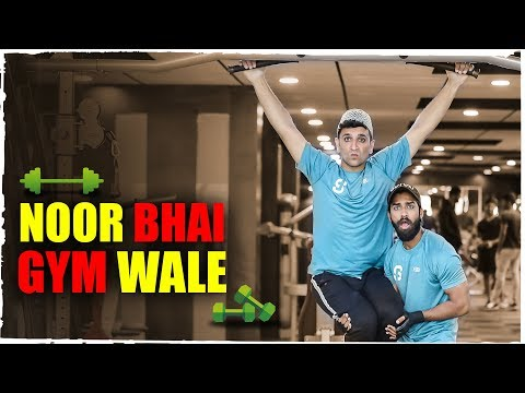 Noor Bhai Gym Wale || It's Pure Hyderabadi Entertainment with Great Message || Shehbaaz Khan