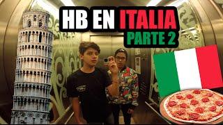 HB EN ITALIA Parte 2 / Harold - Benny