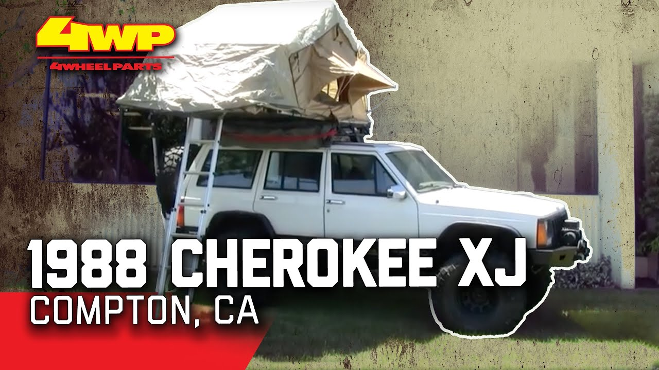 Jeep Cherokee Xj Parts Compton Ca 4 Wheel Parts Youtube
