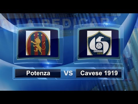 Gol Parade Potenza - Cavese (2-2)