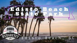 S1 E1 Edisto Beach State Park