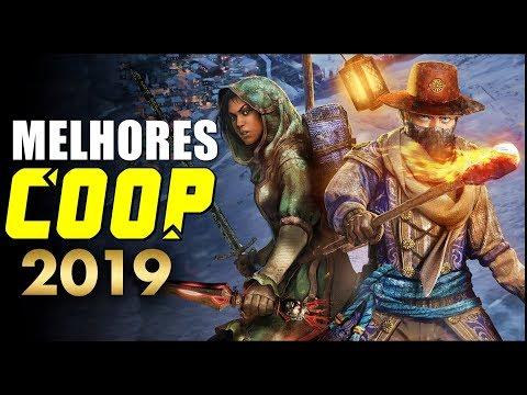 TOP 13 : MELHORES JOGOS CO-OP PRA JOGAR EM 2019 !  - PS4/XONE/PC/SWITCH