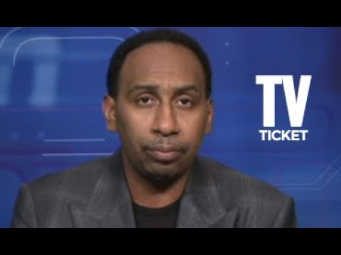 STEPHEN A. SMITH EATS CROW AS KEVIN DURANT SNATCHES THE CROWN FROM LEBRON IN GAME 3 OF NBA FINALS!