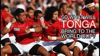 So what will Tonga bring to the Rugby World Cup? | Squidge Rugby