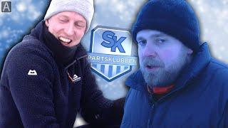Follestad og Jon Martin må overnatte i snøhule!