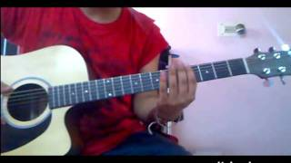 learn SADDA HAQ on guitar