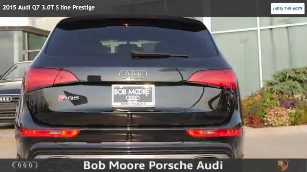 2016 Audi Sq5 Showroom Bob Moore Oklahoma City Youtube