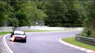The Fast Lane car
