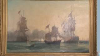 Открытый урок «Знаменитые адмиралы Российского флота»