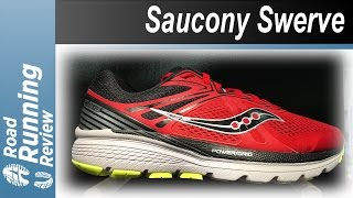 Saucony Swerve Preview