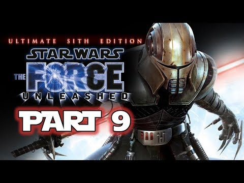 Star Wars: The Force Unleashed - Let's Play (All Holocrons) - Part 9 -