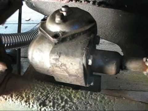 1957 Ford Steering Box Dismantle Youtube