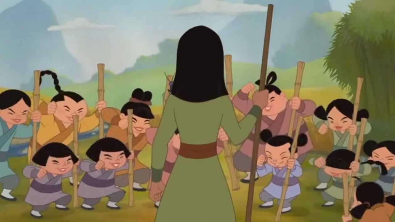 Download Mulan 2 - Première leçon HD