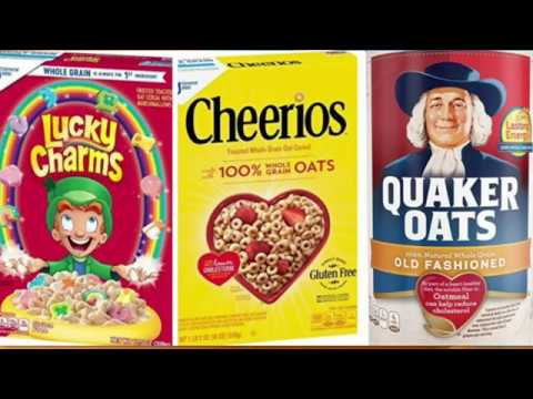 Nutritionist discusses Glyphosate Breakfast Cereal Controversy