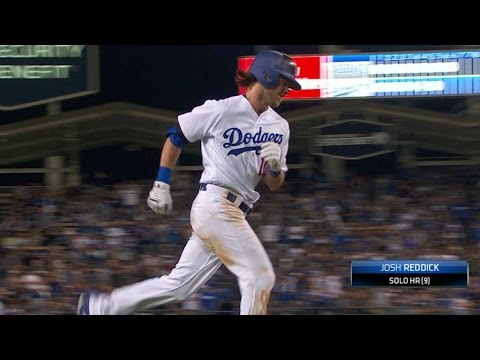 SD@LAD: Reddick rips a solo home run to pad the lead