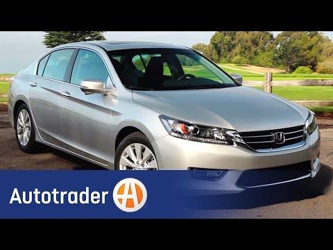 2013 Honda Accord - Sedan | First Drive Review | AutoTrader