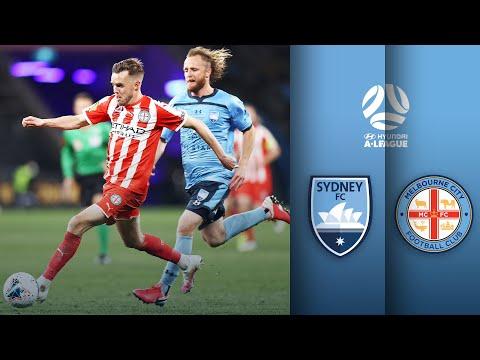 2020 Grand Final - Sydney FC vs Melbourne City FC | A-League Highlights