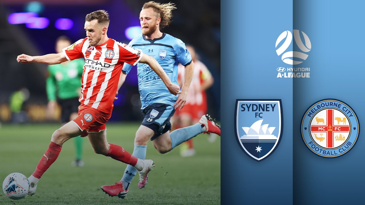 Sydney FC A-League champions again, thanks to Grant's two-way extra-time play