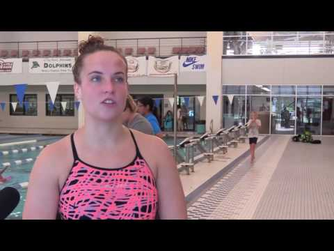 Getting to know the 201617 Little Rock Swim Team