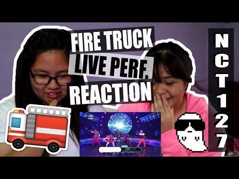 NCT 127 - 'FIRETRUCK' LIVE PERFORMANCE REACTION VIDEO || FILIPINO (CHEERDANCE POSITION?!)