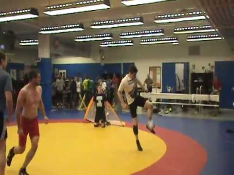 USA Wrestling Freestyle goes World Cup Soccer