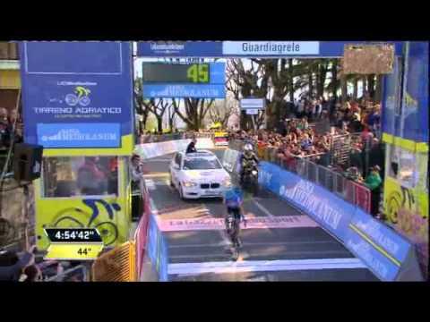 stage5 Tirreno Adriatikowin Contador