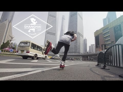 Freeskate in Shanghai 80mm Episode 2