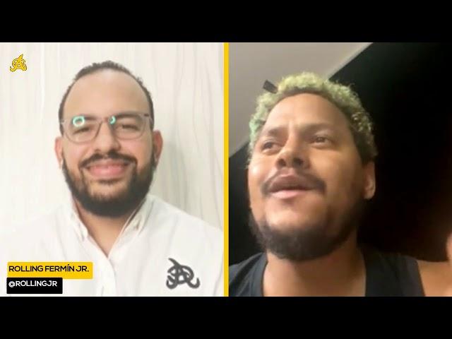 Entrevista a Carlos Martínez