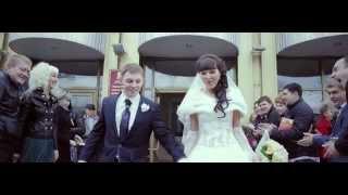 Трошин Антон и Кристина ролик со свадьбы