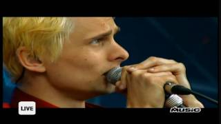 Muse - Muscle Museum live @ Eurockeennes 2000 [HD]