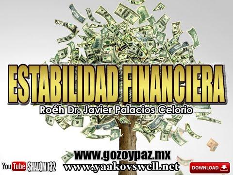 ESTABILIDAD FINANCIERA - Roeh Dr. Javier Palacios Celorio.