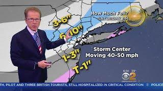 Morning Forecast 2-19-2018