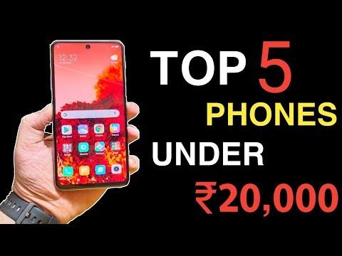 Best Smartphones Under 20000 In April 2020 | Top 5 Best Mobile Phones Under 20000 🔥🔥