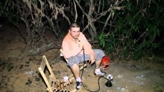 Acampamento no Rio Javaé/Ilha do Bananal