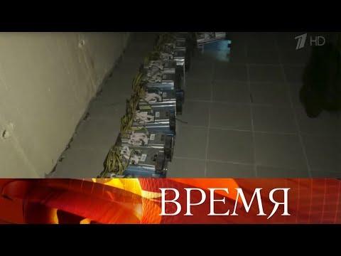 В Балашихе добытчики криптовалюты нажгли электричества на 30 миллионов рублей.