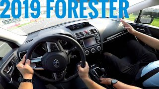 Handling Test: 2018 Subaru Forester 2.0i-S 4WD in Taichung, Taiwan (Reuploaded)
