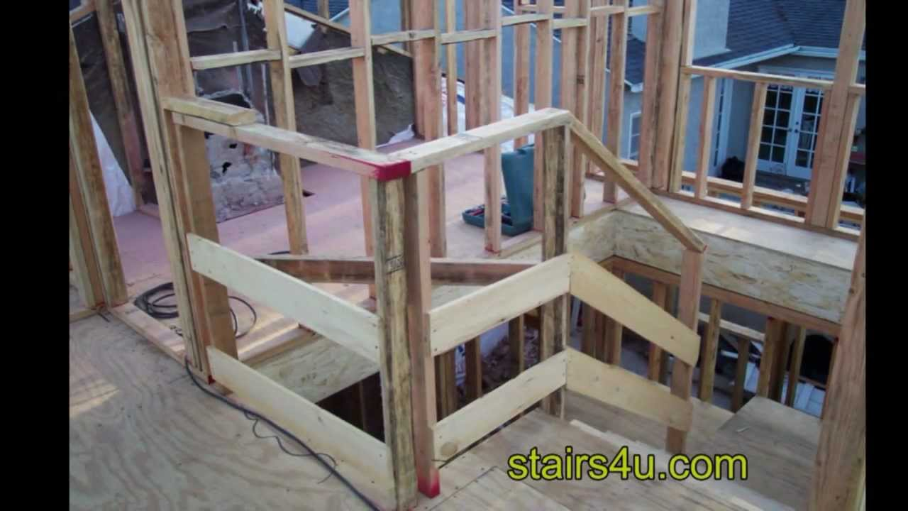 Contractor Secret For Building A Temporary Job Site Stair
