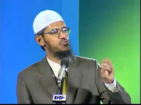 Dr Zakir Naik Hindu Women Questions about Hijab