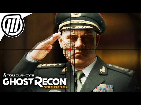 GHOST RECON Wildlands: The Unidad General | CO-OP Campaign Gameplay