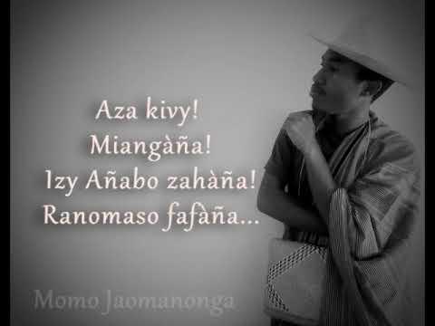 Aza Kivy ! - Momo JAOMANONGA